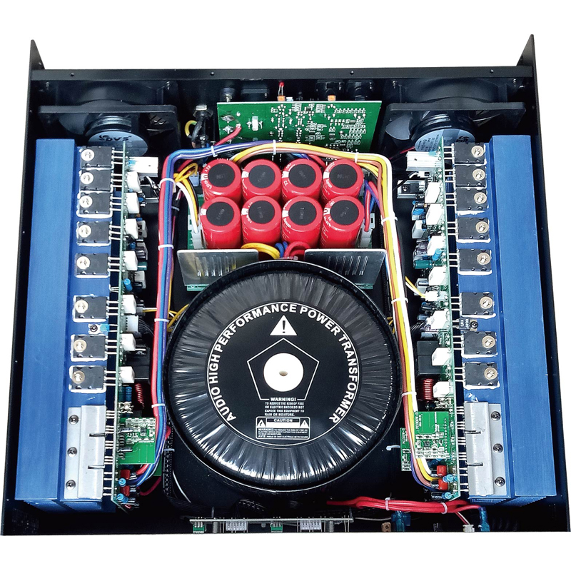 CA+ series CA+ professional power amplifier audio qsc power amplifier