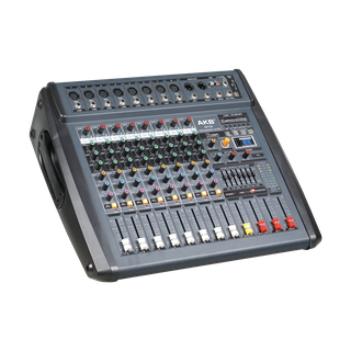 DP-08 DJ system professional audio mixer console