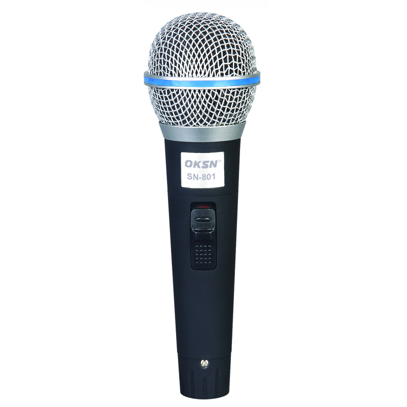 SN-801 cheap price wired microphone