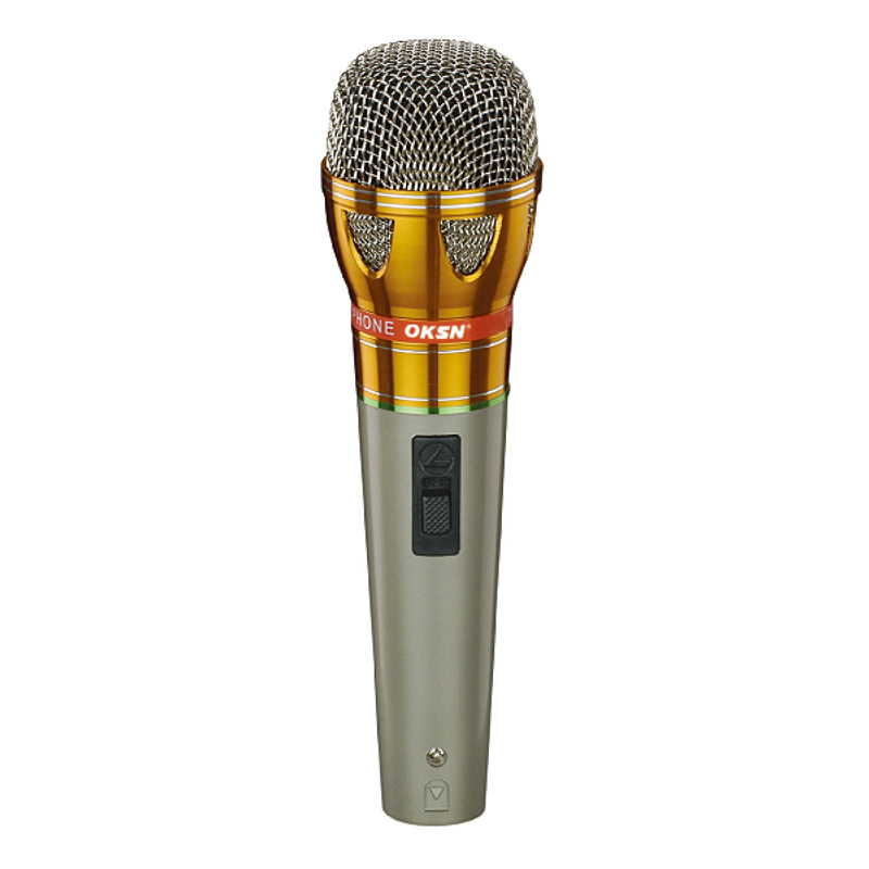 DM-215 cheap price wired microphone