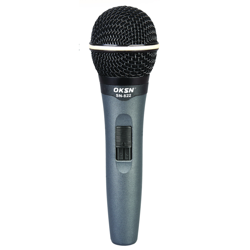 SN-822 wired dynamics microphone