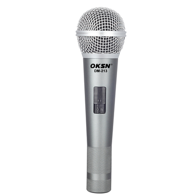 DM-213 dynamic wired microphone