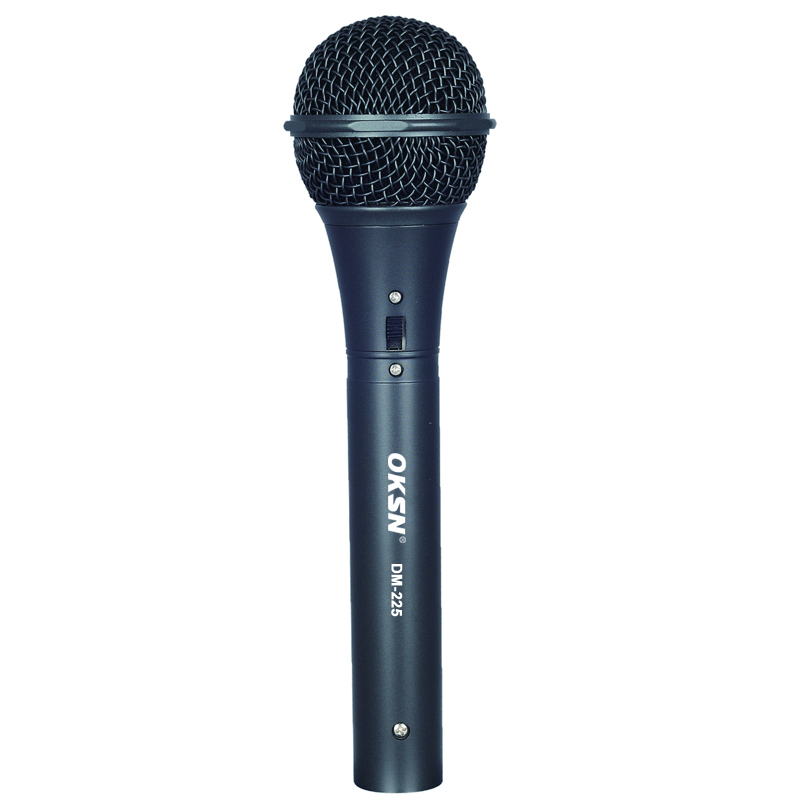 DM-225 OKSN wired dynamic handheld microphone